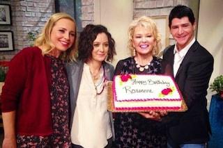 Pappa e Ciccia 17 anni dopo, cast a sorpresa in tv per Roseanne Bear