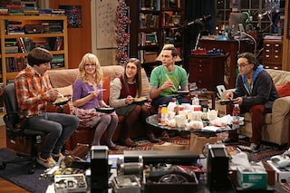 """The Big Bang Theory 8x11 """"The Cleanroom Infiltration"""", anticipazioni"""
