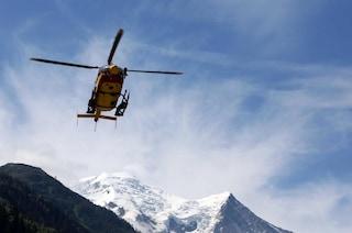 Incidente sul Grand Combin, morti alpinista e guida alpina: travolti da scarica di sassi