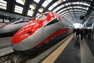 Guasto sulla linea Bologna-Firenze, traffico ferroviario in tilt: ritardi fino a 140 minuti