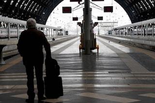 Sciopero generale 11 ottobre 2021, trasporti a rischio: orari garantiti di aerei e treni Italo e Trenitalia