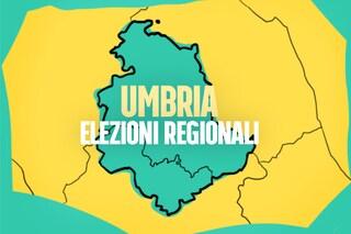 Elezioni Umbria, tutti i candidati e le liste