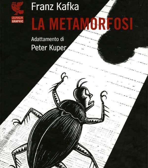la graphic novel di Peter Kuper