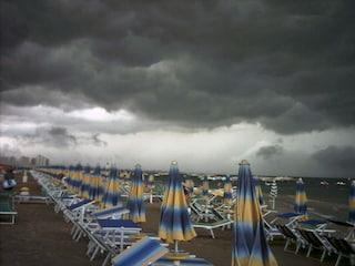 Previsioni meteo domenica 28 luglio: stop al gran caldo, temporali e grandinate sull'Italia