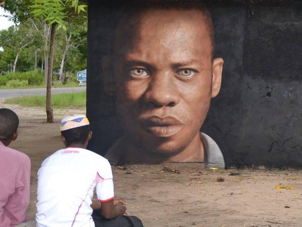 """Human Tribe"" a Pande, Tanzania (www.jorit.it)"