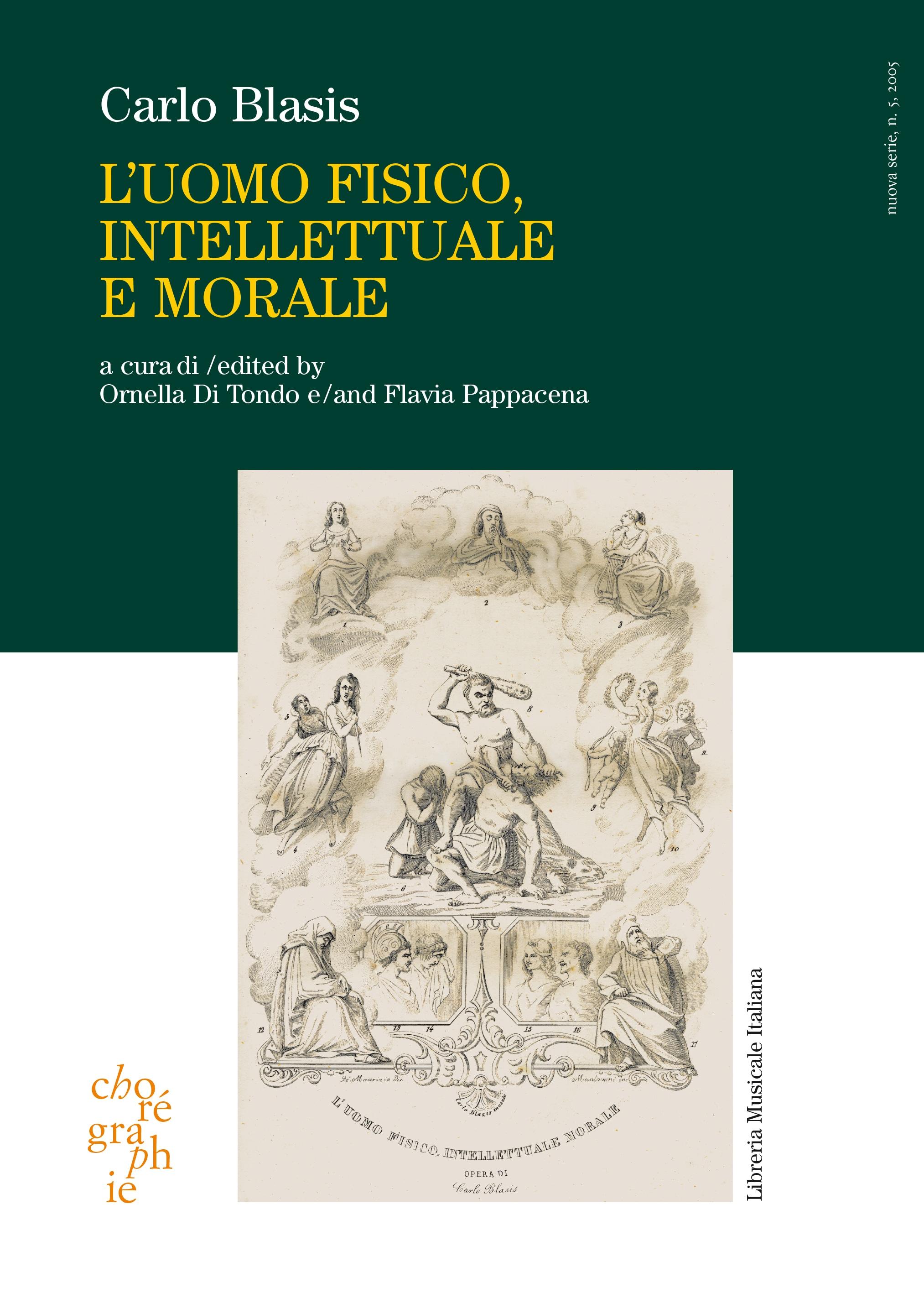 L'Uomo fisico, intellettuale e morale di Carlo Blasi, ed. LIM