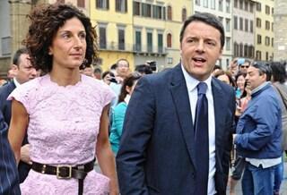 """Renzi: """"Mia moglie Agnese positiva al Covid, è stata vaccinata come insegnante"""""""