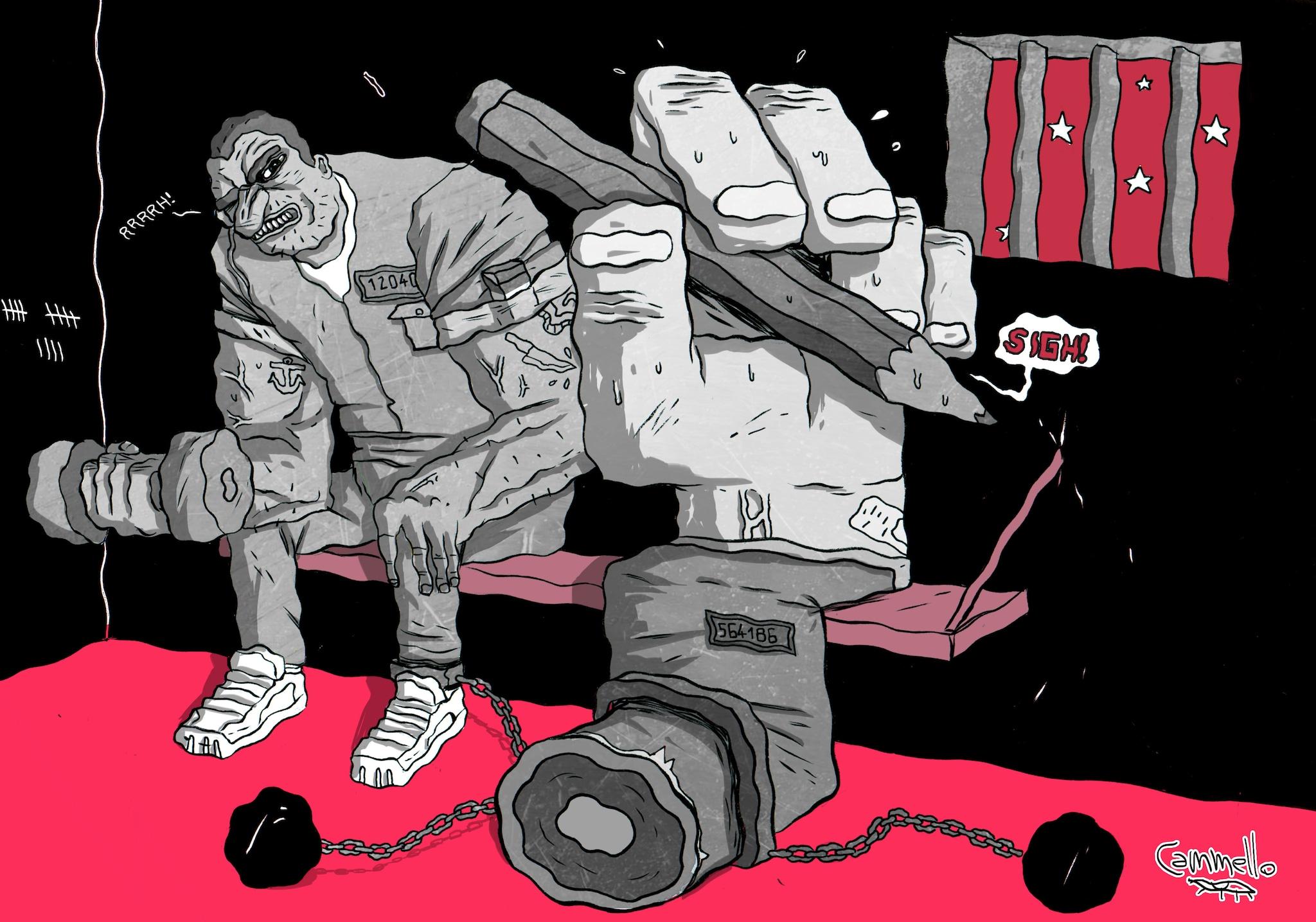 illustrazione di Pablo Cammello per Fanpage.it