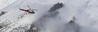 Dramma a Courmayeur, valanga si stacca dal Monte Bianco: morti due sciatori