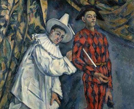 Paul Cézanne, Marted' grasso, 1888