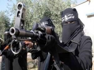 Jihadisti dell'Isis