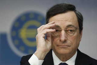 """Coronavirus, Draghi: """"Serve un aumento del debito pubblico per aiutare il settore privato"""""""