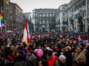 Svegliati Italia per i diritti LGBT