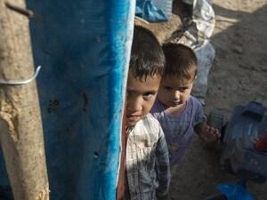 Povertà minorile 2016 - Immagini generiche. Iraq.
