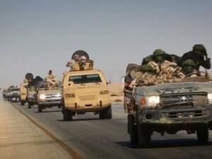 Libia, Sirte, Stato Islamico