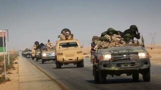 Libia, l'esercito di Khalifa Haftar ha conquistato Gharian e ora punta verso Tripoli