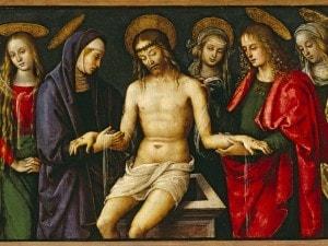 Pietà, Antonio del Massaro (1505)