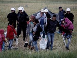 Idomeni: al via lo sgombero del campo profughi
