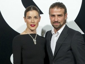Raquel Sanchez Silva e Mario Biondo