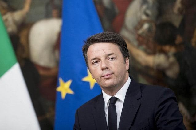 Palazzo Chigi - Dichiarazioni di Matteo Renzi sull'attentato a Dacca