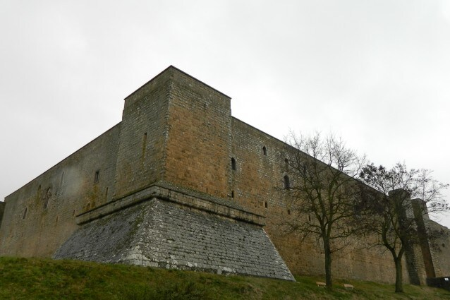 Il castello di Lagopesole (Pz)