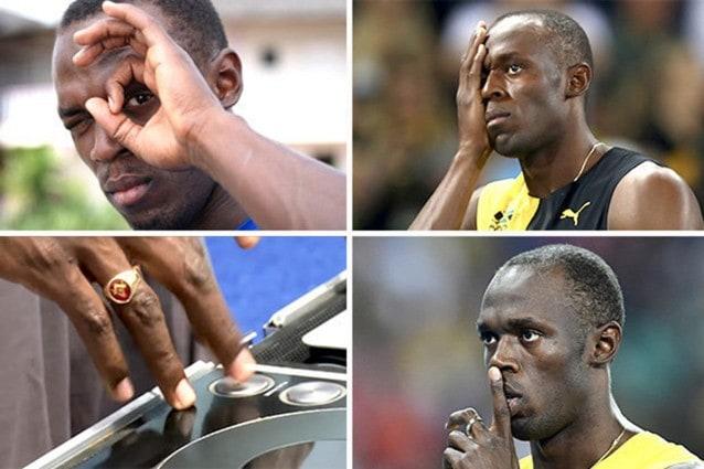 Bolt è un Illuminato? Forse dall'oro del suo medagliere
