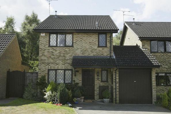 La casa di Harry Potter a Londra