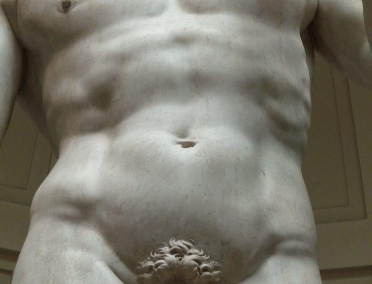 pene di parti del corpo