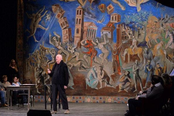 """""""Lu Santo Jullare Francesco"""", in scena a Bologna nel 2014"""