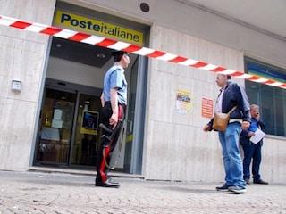 Tortoreto, assalto armato alle Poste: banditi contro portavalori, bottino da 150mila euro