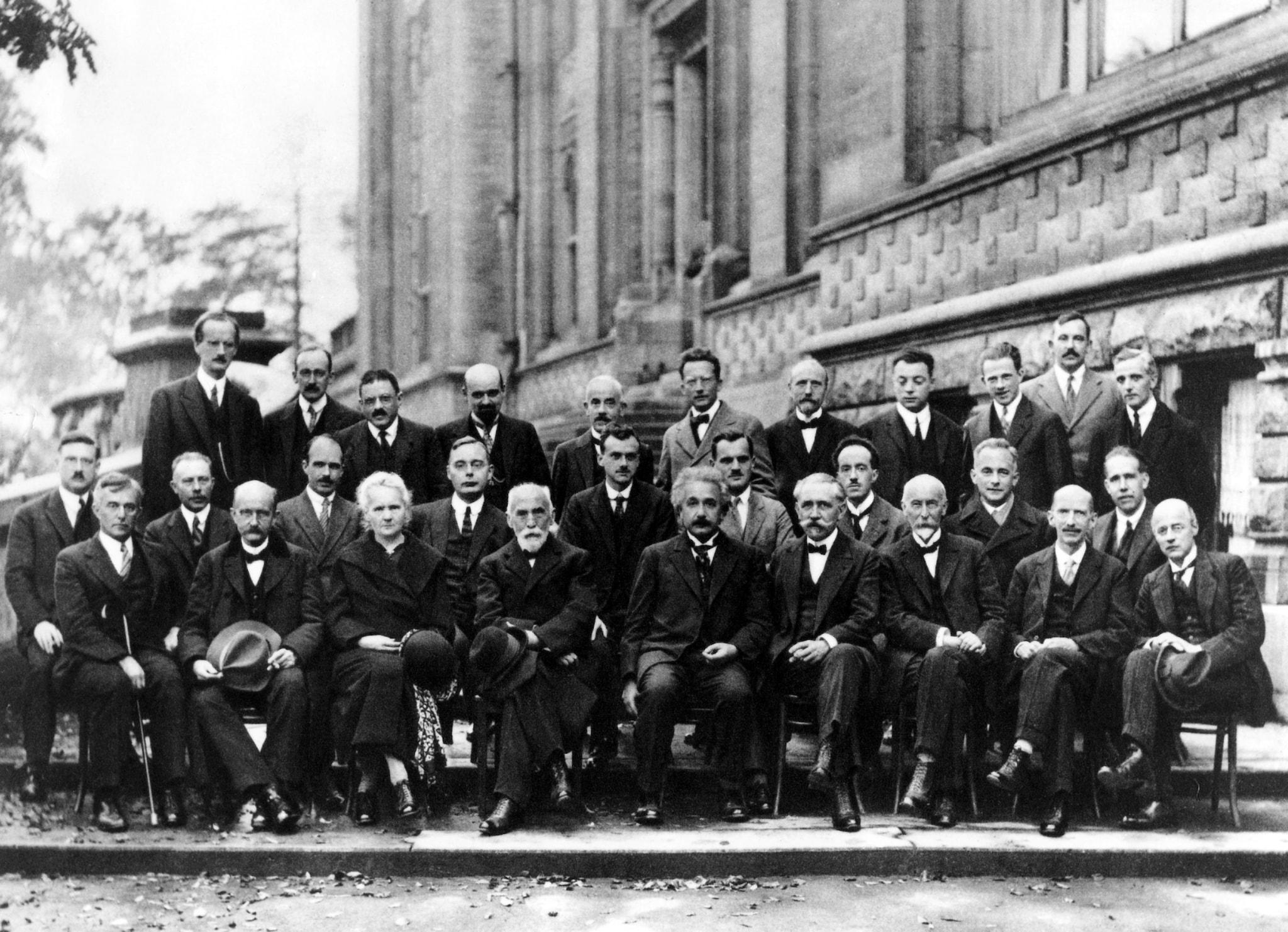 Il V Congresso Solvay, 1927