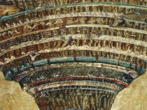 L'Inferno, di Sandro Botticelli