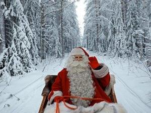 Lapponia, il villaggio di Babbo Natale a Rovaniemi