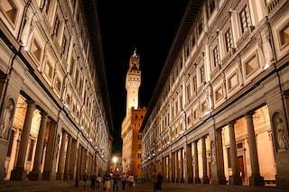 Alberto Angela a passeggio tra le meraviglie di Firenze notturna