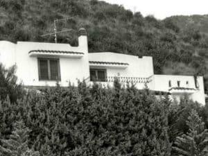La villa del massacro del Circeo, Latina