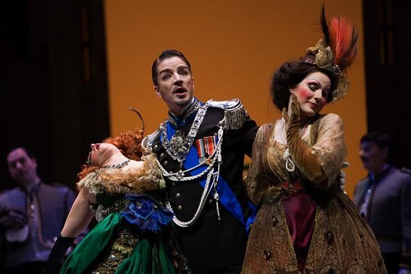 """""""Cenerentola"""", in scena al Maestranza Theater di Siviglia"""