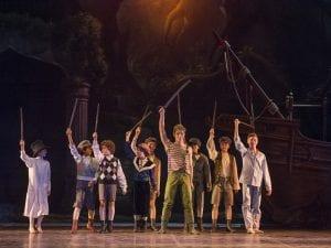 """Peter Pan"", ph. Francesco Squeglia"