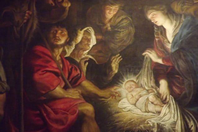 Rubens e la levatrice incredula