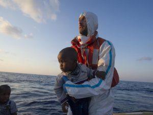 minori-migranti-immagine-lampedusa