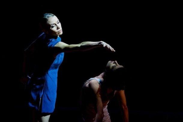 """Eleonora Abbagnato in """"Annonciation"""" di Angelin Preljocaj, ph. Jean Charles Verchere"""