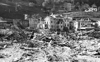 """Il Vajont 57 anni dopo: """"La mia casa fu travolta dall'acqua. Sono sopravvissuta per miracolo"""""""