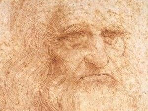 Il presunto autoritratto di Leonardo da Vinci