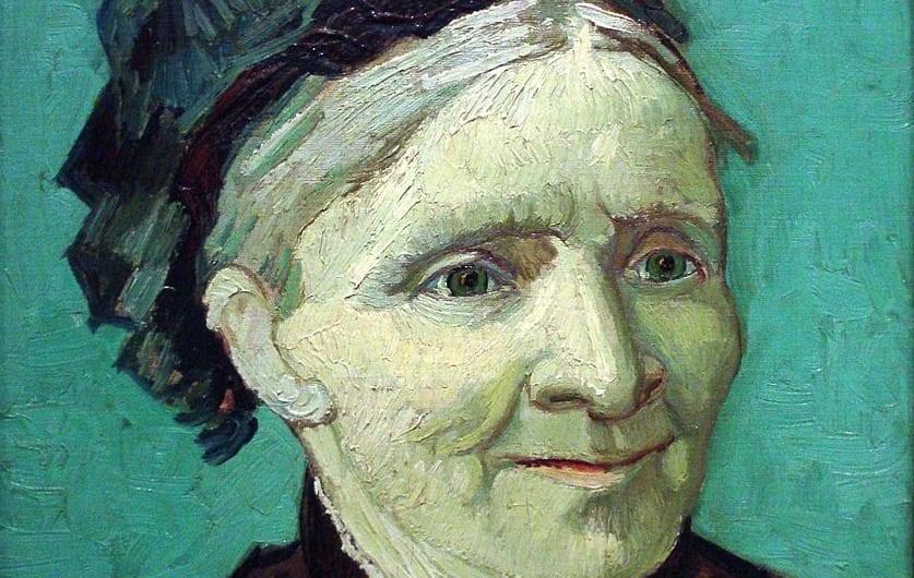 Vincent Van Gogh, Ritratto di madre (1888)