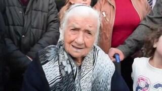 Auguri alla nonna d'Italia, Maria Giuseppa Robucci compie 116 anni