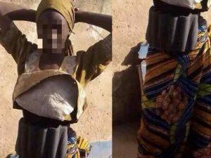 Una giovane kamikaze di Boko Haram arrestata prima di compiere l'attentato