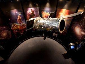 Il telescopio Hubble Photo courtesy of John Nurminen Events B.V.