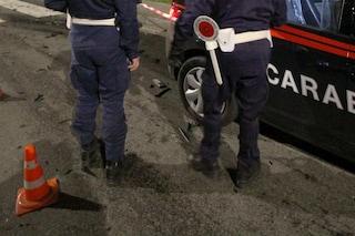 Ancona, carabiniere 59enne accoltellato alle spalle in strada da un ubriaco