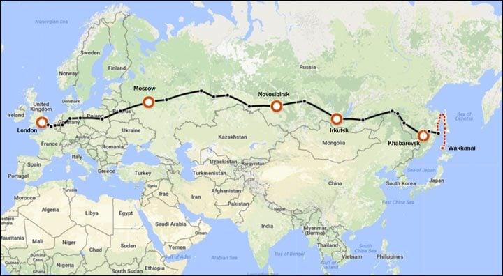 Collegare il progetto Kazakhstan
