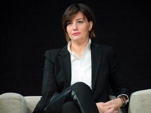 Lara Comi (@LaPresse).