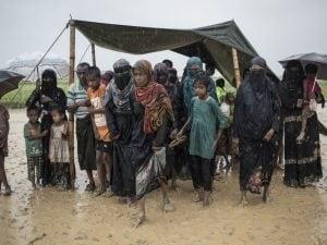 Rifugiati Rohingya in Bangladesh (Gettyimages)